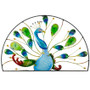 Peacock Hanging Wall Deco | Prices Plus