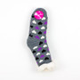 Rockie Ladies Classic Knit Socks with Sherpa Cuff and Lining | Prices Plus