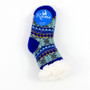 Rockie Boys Classic Knit Socks with Sherpa Cuff and Lining | Prices Plus