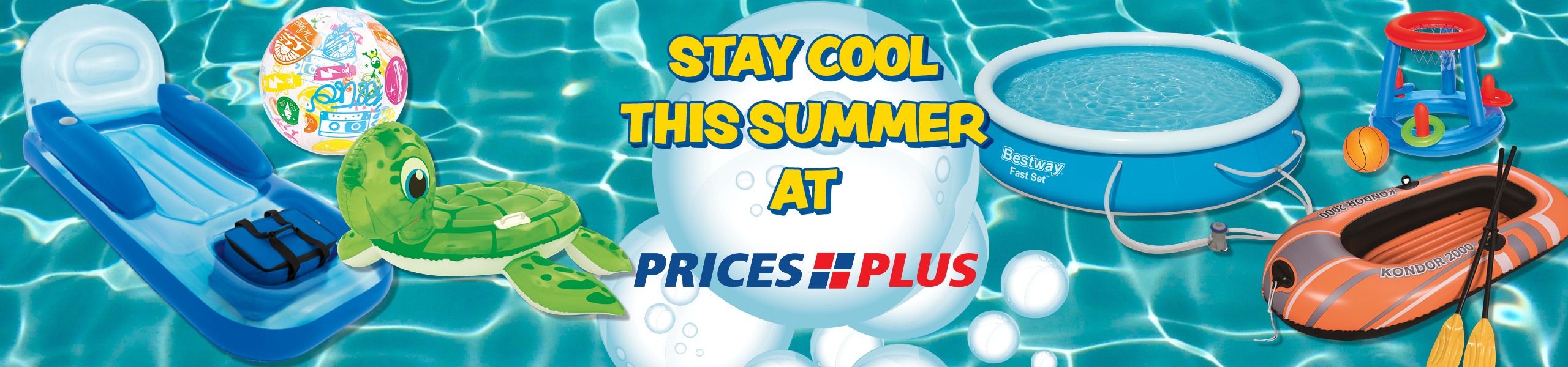 Stay Cool This Summer | Prices Plus