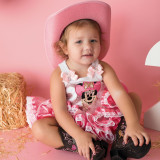 2nd birthday outfit girl, Miss Mouse cowgirl