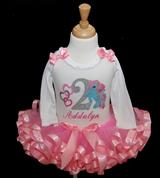 my little pony birthday shirt, 2nd birthday outfit girl, my little pony birthday outfit, second birthday outfit girl, cake smash outfit girl