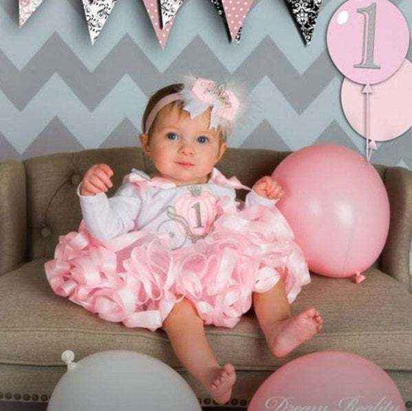 1st birthday outfit Princess Birthday Outfit Cinderella Carriage