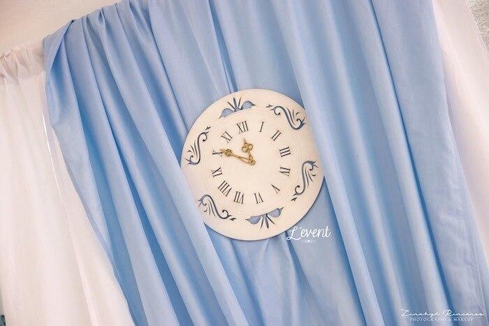 Cinderella birthday party wall decor- princess birthday tutu set