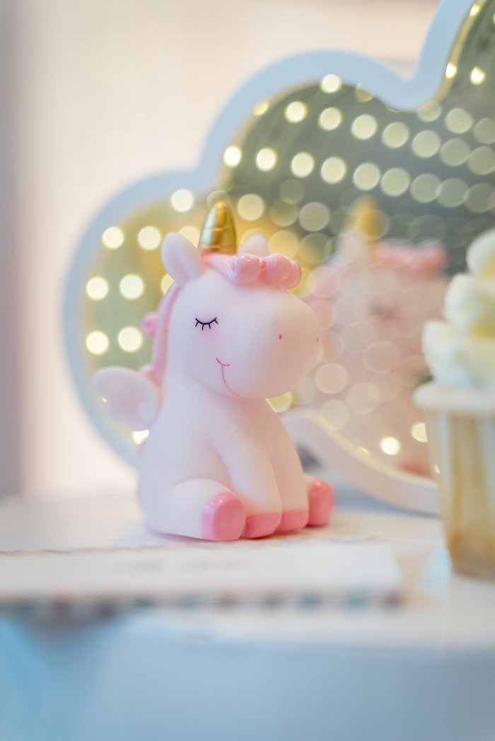 unicorn 1st birthday party ideas
