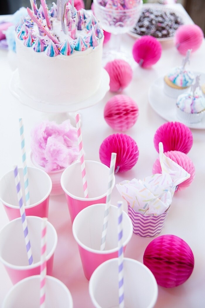 balloons and decor 2nd birthday party