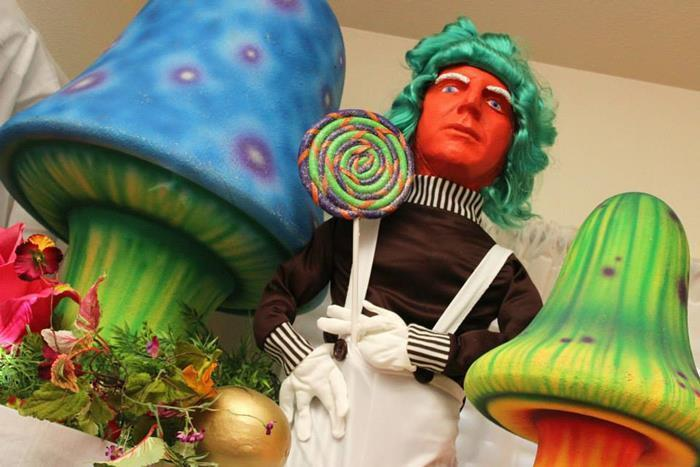 Willie Wonka 1st birthday party