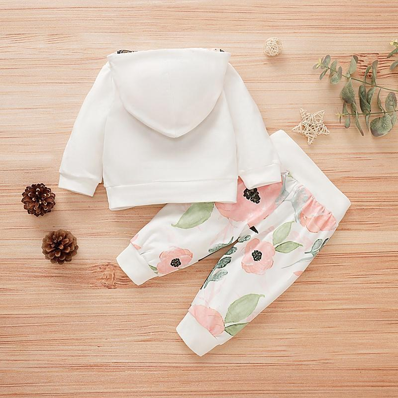 Newborn Take me home outfit Floral long sleeve