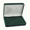 Necklace Box in Green