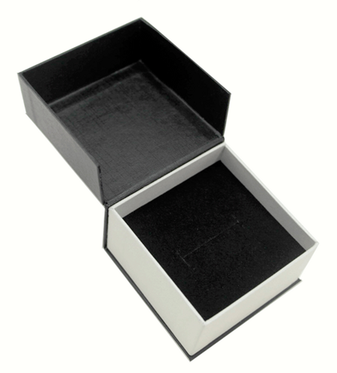 Hinged Paper Ring Box