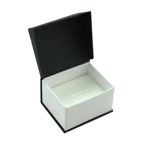 Hinged Paper Ring Box 1