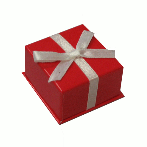 Ribbons and Bows Earring Box