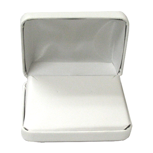 Earring Pad M24 Boxes-White- Box sold separately