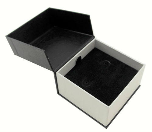 Hinged Paper Pendant/Earring Box