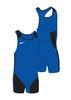 Nike Women's Weightlifting Singlet - Royal / Black