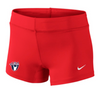 Nike Women's USAW Performance Game Short - Scarlet