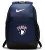 Nike USAW Brasilia Backpack - Navy