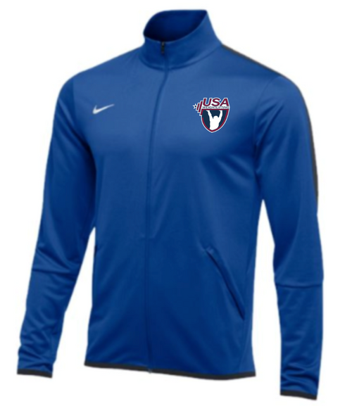 Nike Men's USAW Epic Jacket - Royal/Anthracite