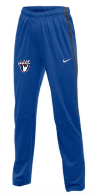 Nike Women's USAW Epic Pant - Royal/Anthracite
