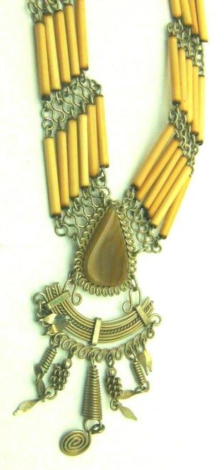 5 SEMI PRECIOUS STONE AGATE RINGS PERU ALPACA SILVER PERUVIAN HANDCRAFTED JEWELS
