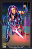 """This Limited Edition of """"She's Got the Glow"""" was featured at San Diego Comic Con 2014 and up until now had only been seen there. There are just a few of it left so make sure you get yours before they are all gone."""