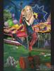 Harleen's Midnight Rendezvous open edition print by Nicole Brune