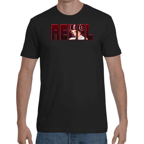 Daddy's Little Princess Men's Rebel T-Shirt