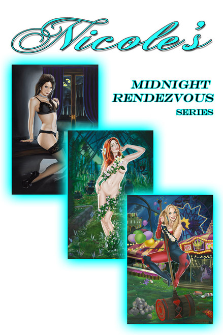"Midnight Rendezvous 13x19"" Limited Edition set"