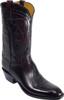 Lucchese L1580 Classics Black Cherry Buffalo Boots