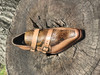 Jo Ghost 2713 Men's Python/Leather Luxurious Pointy Dressy Shoes