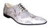 Carlos Ventura 1630 Italian Designer Faux Snake Skin Shoes