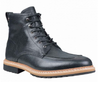 Timberland TB0A138Q001 Men's West Haven 6-in WP Boot Black Full-Grain