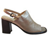 Santandrea Women's 2812 Italian Leather Sling-Back Sandals