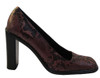 Via Spiga Women's Sandra Italian High Heel Pumps
