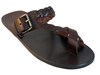 1432 men's sandals Brown