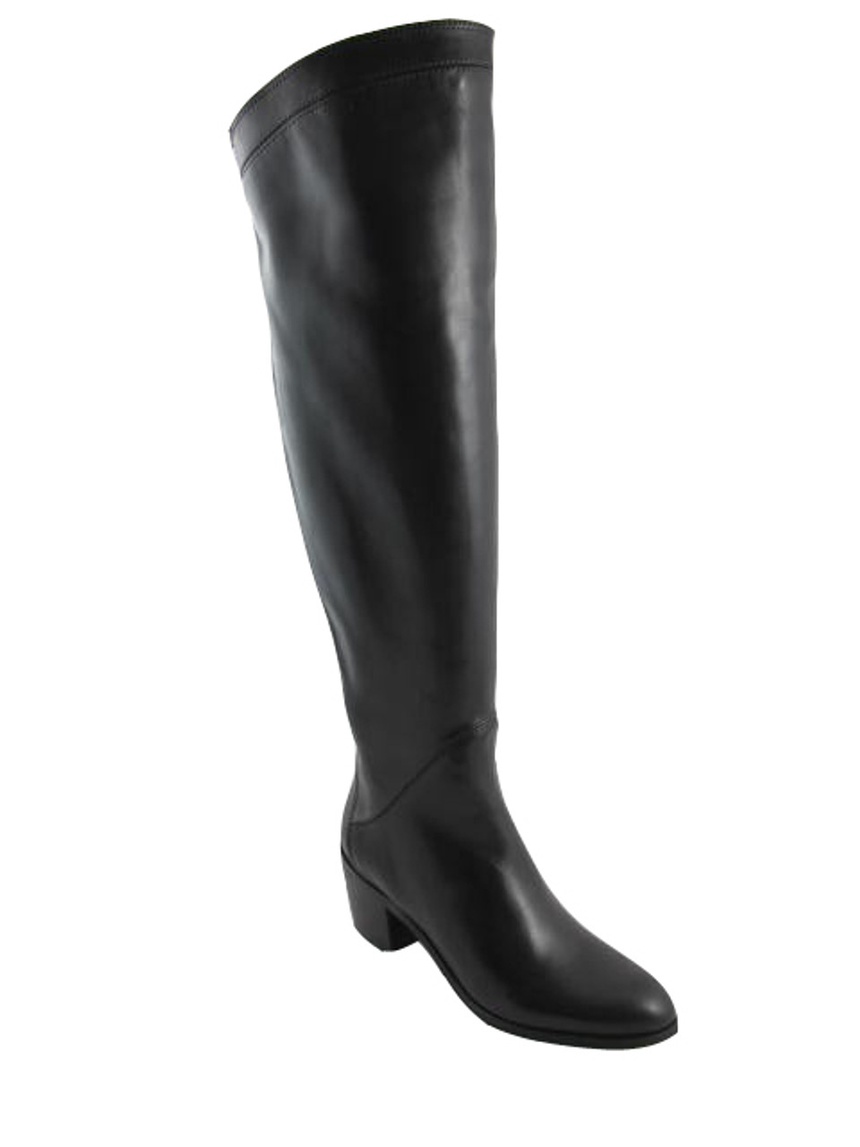 reputable site factory price clear-cut texture Lamica Lindos Women's Dress/Casual Italian Knee High Flat Boot
