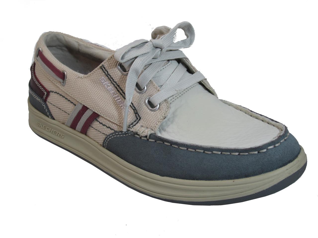skechers boat shoes