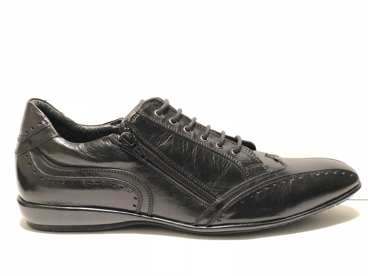 X Bacco Men's Italian sneaker/shoes