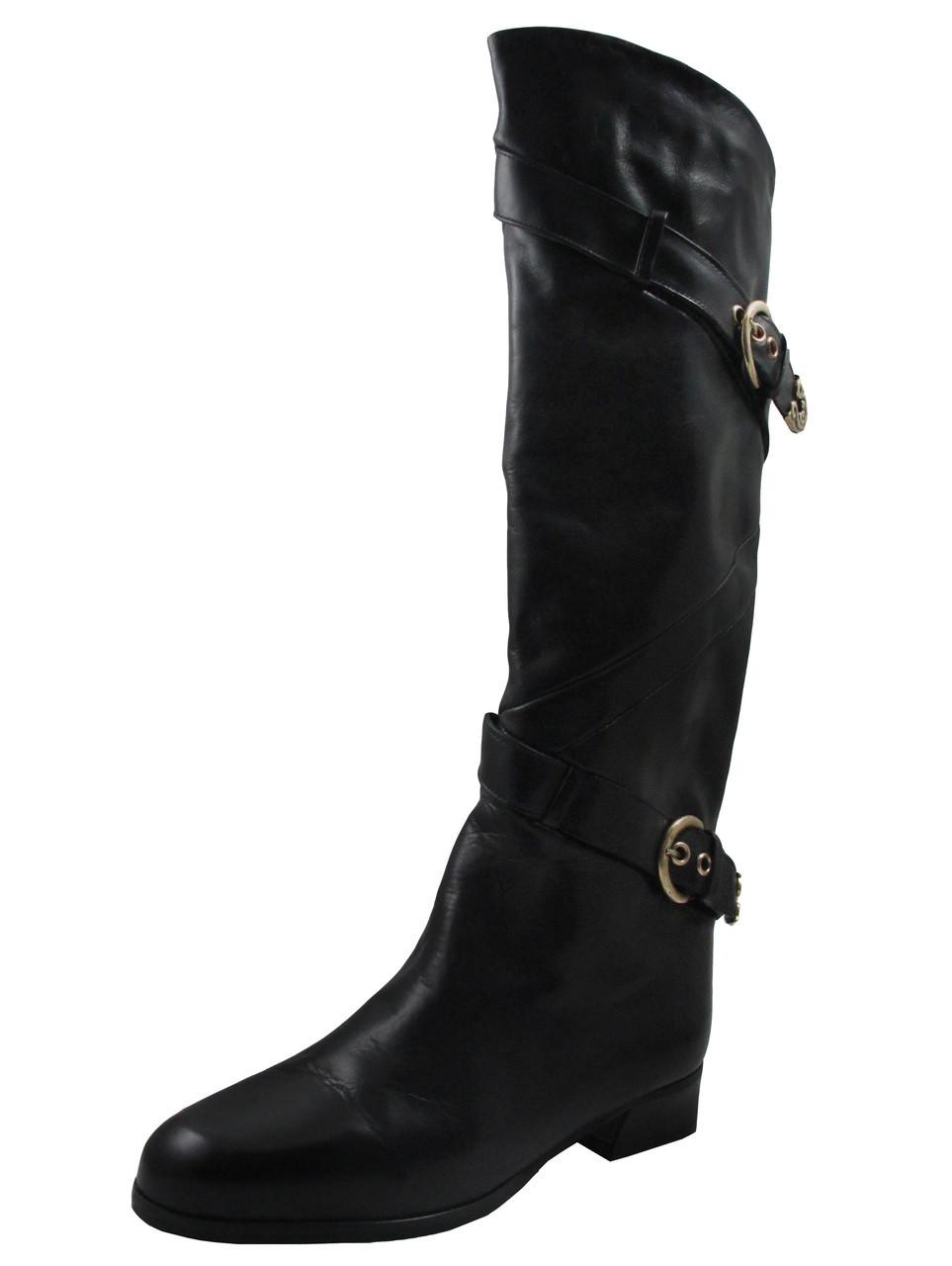 310 Knee Hi Italian Leather boots