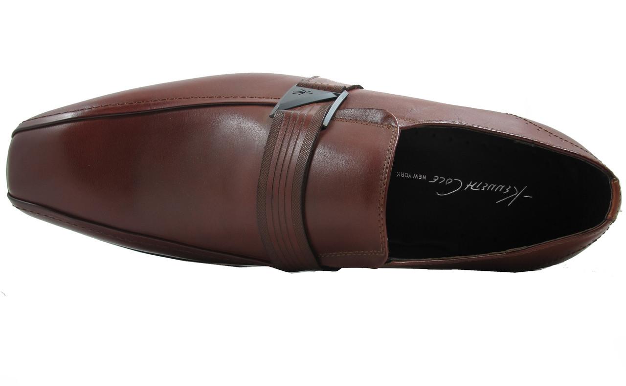 Kenneth Cole New York Mens Buckle-n Flat Sandal