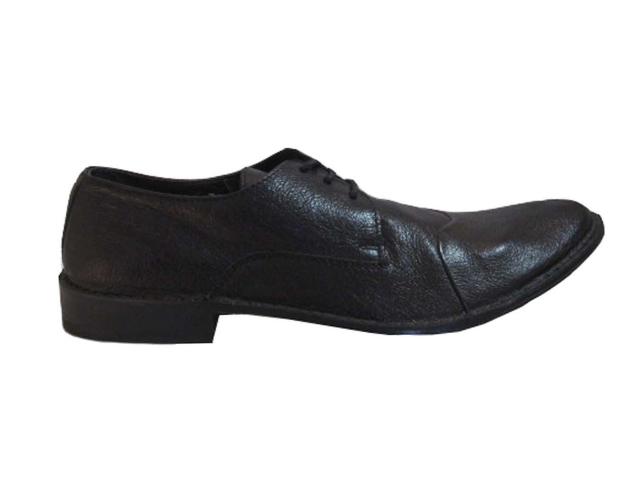 Men's Italian Davinci casual Leather Lace up Shoes 8129,Available in black, red,off white