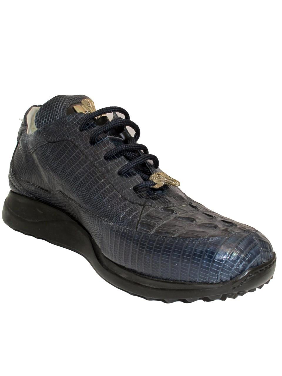 Men's Mauri shoe sneakers Ostrich leg