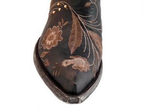 Old Gringo Women's L956-3 Julie Vesuvio Chocolate Cowboy Boots