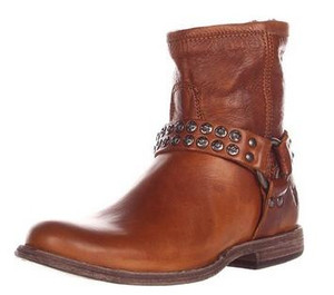 Frye Women's Phillip Studded Harness S Boots 76491