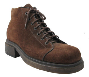 Davinci 8042 Dark Brown Suede