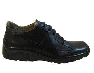 Low Tide Men's 25031 Black Leather