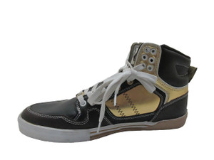 Impulse Men's 12082 Fashion Sneakers in Brown and Red