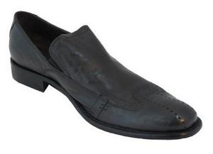 Tossi 3370 Men's Italian Dress-Casual Slip on Round Toe Shoes