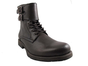 Above Par Combat Boots Brown