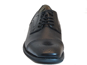 Giorgeo Brutini lace up men's shoes Black 660501